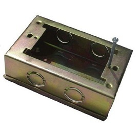 Chuqui Box Junction Box Caja 118X76X40