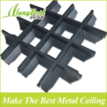 Low-Cost Aluminum Grille Ceiling Designs for Shops And Corridor