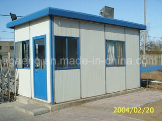 Recyclable Prebuilt Office/Modular House/Movable House/Prefabricated Dormitory