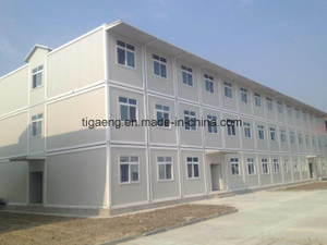 Top Quality Prefabricated House for Living/Prefab Home/Prefab Container Home