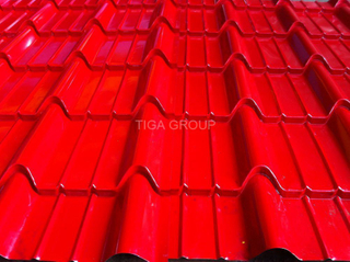 PPGI/PPGL Corrugated Steel Roof Panel/Metal Roofing for Chile