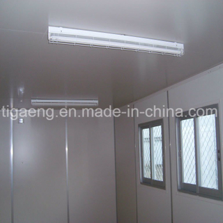 Environmental Protection Prebuilt/Prefabricated House for Worker′s Dormitory