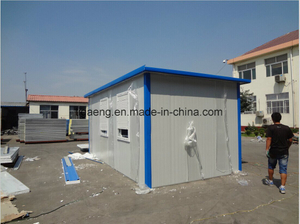 High Quality Camp House T Model Prefabricated House for Dormitory