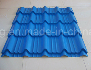 High Quality Color Glazed Roofing Sheet/ Corrugated Metal Roofing with Factory Price
