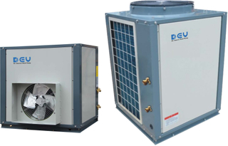 Air Source Heat Pump for Drying Application 30KW