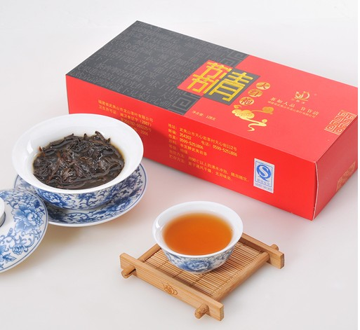Da Hong Pao(Big Red Robe)