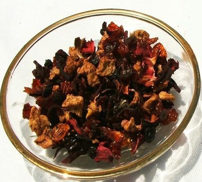 Fruit Blend Teas (Flavored Tea)