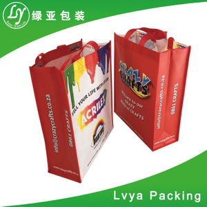 2015 Cheap The new fashion promotional eco friendly non woven bags
