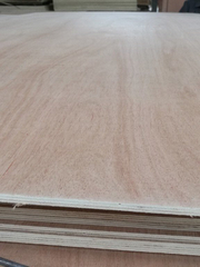 Bed Slat Plywood Okoume Face/Back Poplar Core E1 Glue