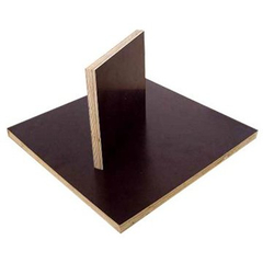 Black \Brown\Anti-Slip Film Faced Plywood with Poplar Core