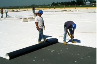 Building Material 1.5 mm PVC Sheet /PVC Waterproof Membrane