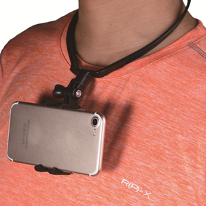 Universal Cell Phone Holder Lazy Neck Ring Holder for iPhone Samsung