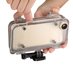 Underwater Photograph Waterproof Case for iPhone 6 Plus