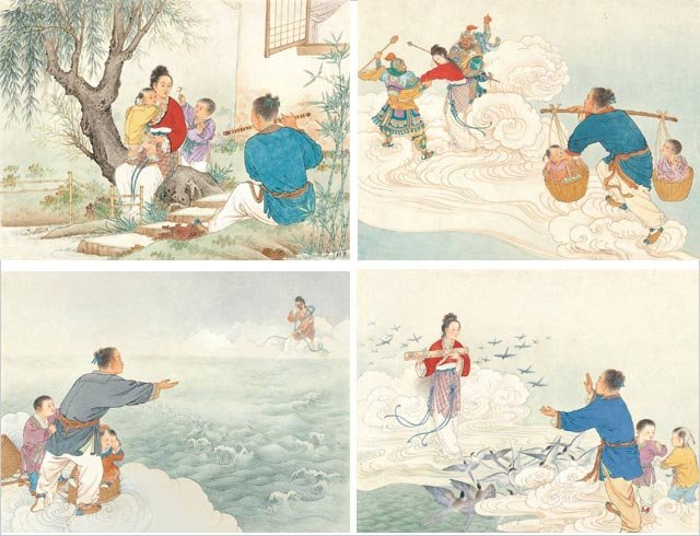 qixi-festival-four-images-story