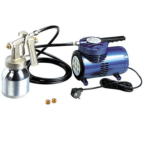 hymair mini air compressor kit low pressure spray gun as06k buy mini air compressor. Black Bedroom Furniture Sets. Home Design Ideas