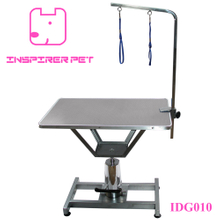 Adjustable Portable Pet Dog Hydraulic Pump Grooming Table