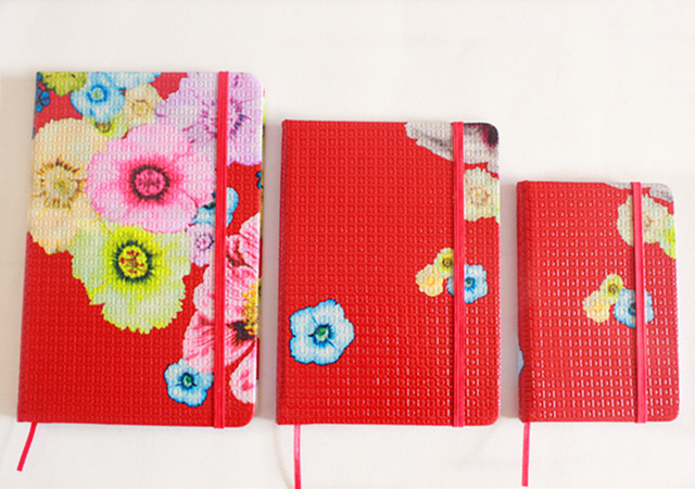 PVC leather notebook (11)