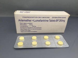 Artemether+Lumefantrine Tablet