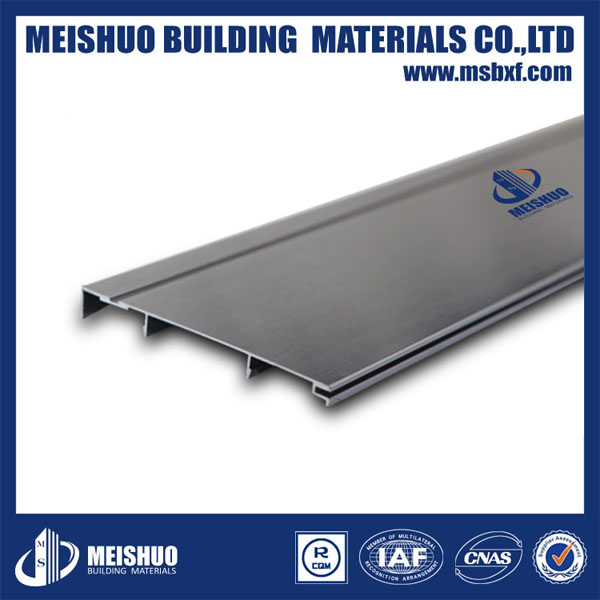 Aluminum Skirting Board