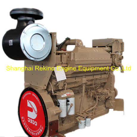 CCEC Cummins KTA19-P525 500HP 2100RPM diesel stationary engine for water pump