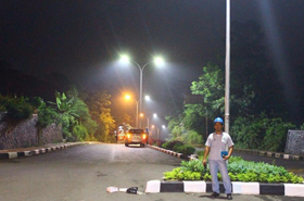 70W LED street light, road light, avenue lamp, street lighting outdoor