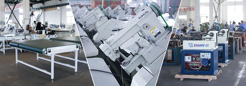 Nanjing Square Mattress Machinery Factory Overview