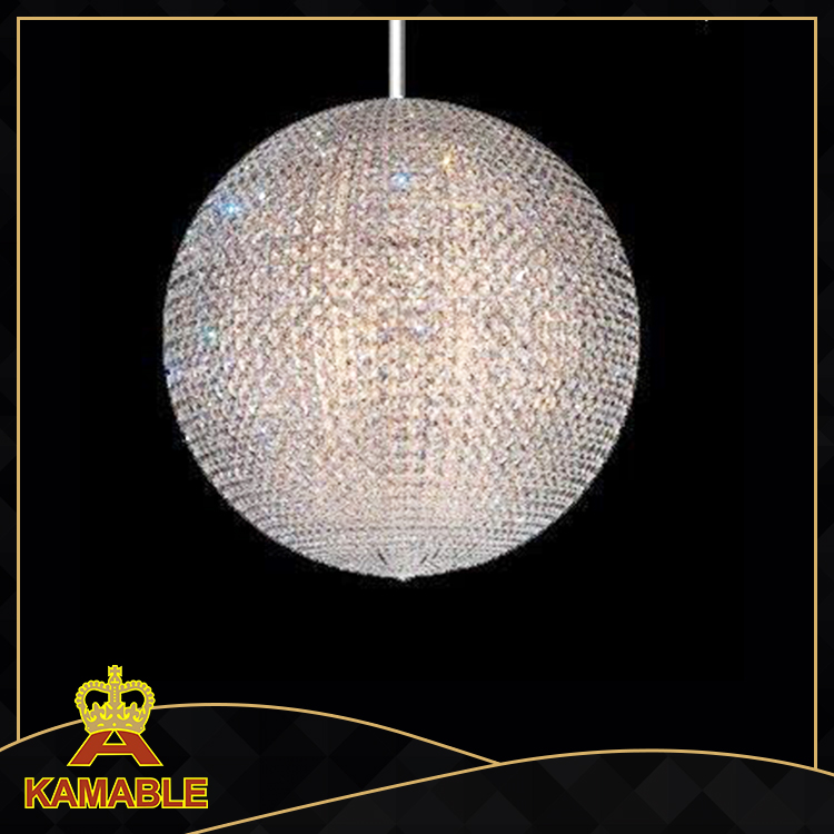 Modern Style Crystal Ball Project Chandelier Ka130 Buy
