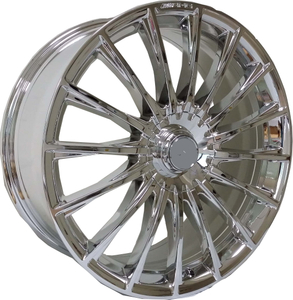 W0100 Replica Alloy Wheel / Wheel Rim for mercedes-benz S65 Maybach