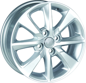 W0615 Toyota Yaris Highlander alloy wheel Replica Alloy Wheel / Wheel Rim