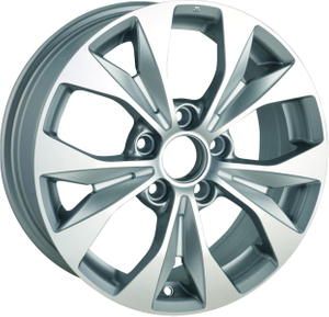 W0804 Replica Alloy Wheel / Wheel Rim for honda