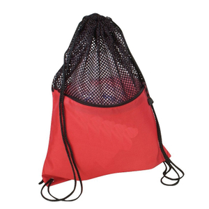 Durable Drawstring Mesh Bag