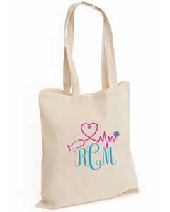 Customized Eco-friendly Promotional Canvas Cotton Shopper Tote Bags