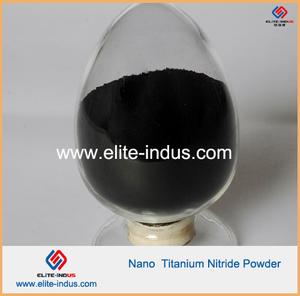 Nano titanium nitride powder