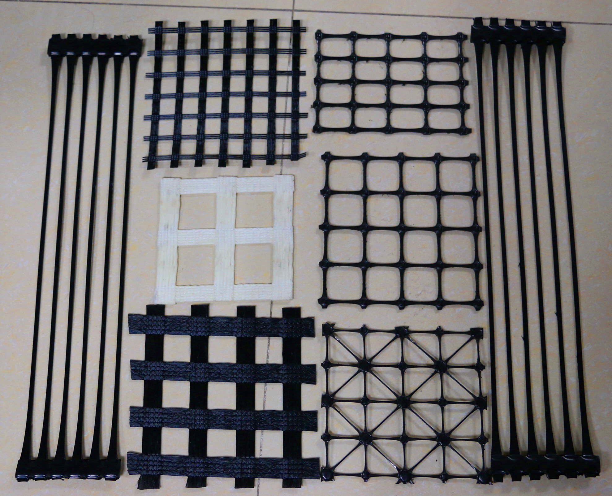Geogrid and Geocell