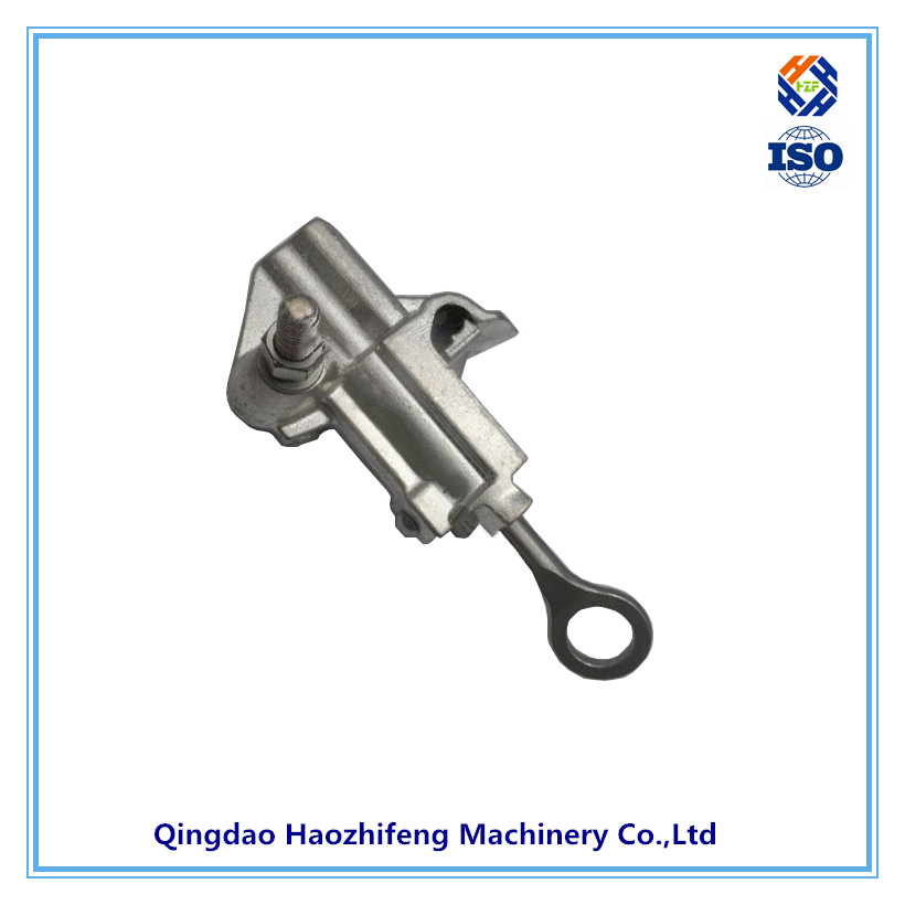 sand casting and die casting Aluminum hot line clamp
