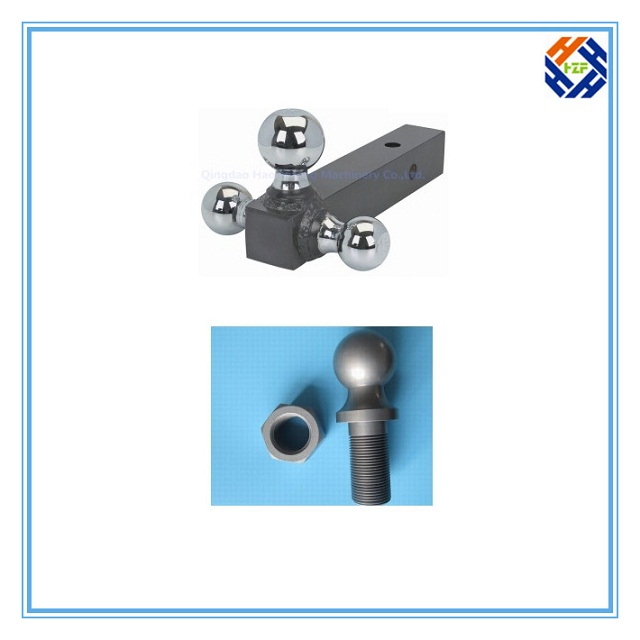 CNC Machining Part for Trailer Ball by Forging-3