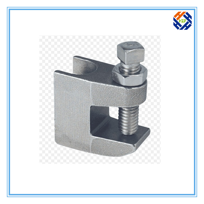 Stainless Steel Casting Beam Clamp for Construction-5