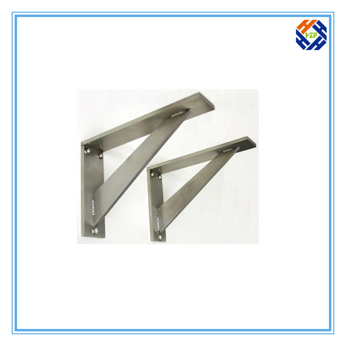 OEM Galvanized Stainless Steel Angle Bracket-6