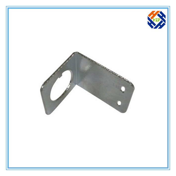 Steel Bracket Corner Brace Made by High Speed Punching Machine-1