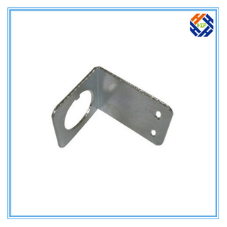 Steel Bracket Corner Brace Made by High Speed Punching Machine