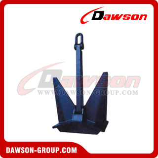 DS-SB Tipo HHP Balanced Anchor / High Holding Power Pool Especial Balanced Anchor