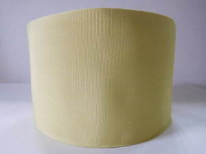 155mm high temperature resistance Kevlar webbing for industry machine and conveyer belt