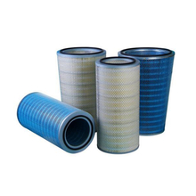 Gas Turbine Air Inlet conical & cylindrical Filter Cartridge