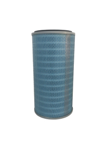 Flame retardant filter cartridge