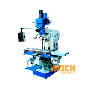 X6336 Turret Type Universal Radial Milling Machine