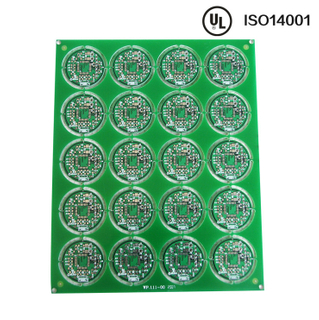 0.8mm 2OZ Lead Free Hasl 4Layers-Multi-layer PCB
