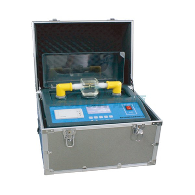 LYJJ-II Type Insulating Oil Dielectric Strength Detecting Instrument