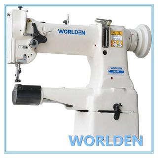 WD-8B选拔针一致进给油缸床缝纫机