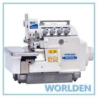 Wd-Ex5200高速四线程数Overlock缝纫机