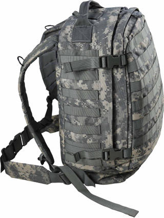 Tactical Backpack in High Quality Nylon Oxford